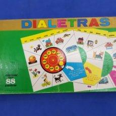 Puzzles: DIALETRAS , JUGUTES BORRAS , AÑOS.1967. Lote 191830113