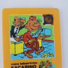 Puzzles: PUZLE MINI LABERINTO JUEDSA SACARINO PUZZLE. Lote 192290437