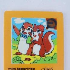 Puzzli: PUZLE MINI LABERINTO JUEDSA BANNER Y FLAPI PUZZLE. Lote 192290527