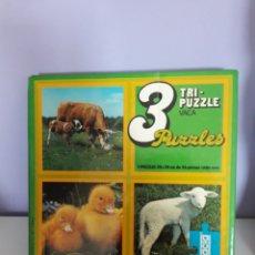 Puzzles: PUZZLES DIDACTA. Lote 192987565