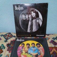 Puzzles: LOTE DE 2 PUZZLE THE BEATLES ( NUEVO A ESTRENAR ). Lote 193035780