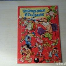 Puzzles: BONITO PUZZLE DE MORTADELO Y FILEMON EN CARTON AÑO 1972. Lote 193625657