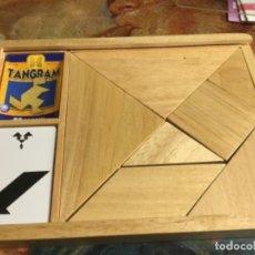 Puzzles: TANGRAM - ANDREU - PUZZLE ROMPECABEZAS DE MADERA. Lote 193771865