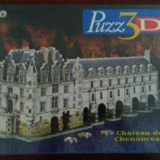 Puzzles: PUZZLE 3D CHATEAU DE CHENONCEAU PRECINTADO. Lote 194177202