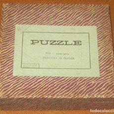 Puzzles: PUZZLE, RENDICION DE GRANADA,CASA DE LOS JUEGOS, C/ZARAGOZA 4, MADRID, 600 PIEZAS APROX.. Lote 194258451