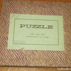 Puzzles: PUZZLE, CAPITULACION DE BAILEN, CASA DE LOS JUEGOS, C/ZARAGOZA 4, MADRID, 600 PIEZAS APROX.. Lote 194258790