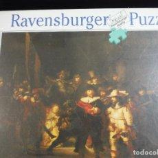 Puzzles: PUZZLE 2000 PIEZAS RAVENSBURGER LA VIGILIA REMBRANDT. Lote 194332990