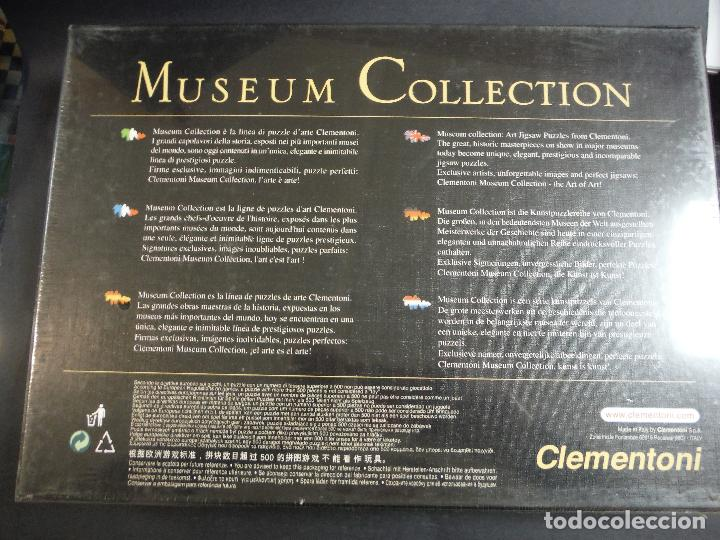 Puzzles: PUZZLE 1000 PIEZAS MICHELANGELO DE CLEMENTONI - Foto 4 - 194334785