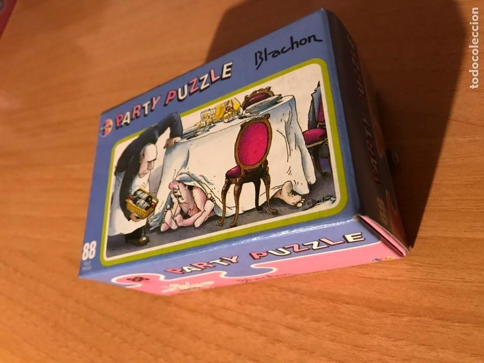 Puzzles: DIVERTIDA PAREJA DE PARTY PUZZLE DE 88 PIEZAS. MORDILLO Y BLACHON. HEYE. LOTE 2. A ESTRENAR - Foto 6 - 194357776