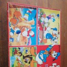 Puzzles: 3 PUZZLES DONALD. DISNEY. 50 PIEZAS. EDUCA. . Lote 194367720
