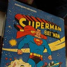 Puzzles: ROMPECABEZAS SUPERMAN. Lote 194383415