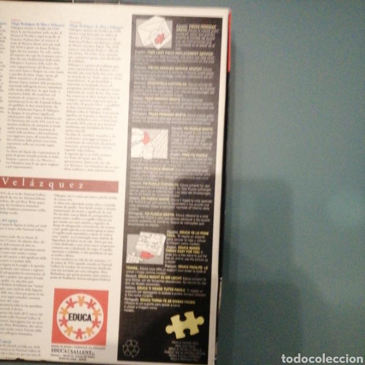 Puzzles: Puzzle 1500 piezas La Venus del espejo de Velazquez. - Foto 6 - 194529175
