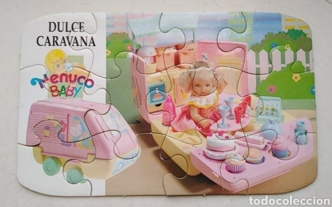 Puzzles: Lote de 8 puzzles de nenuco - Foto 4 - 194534656