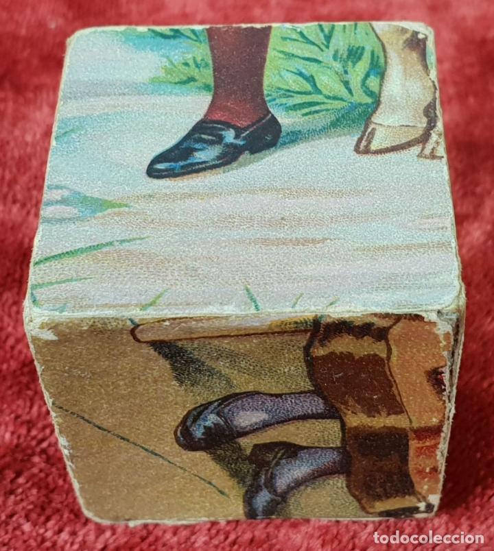 Puzzles: JUEGO DE PUZZLE DE 6 PAISAJES INFANTILES. CARTONÉ IMPRESO. SIGLO XIX-XX - Foto 10 - 146826474