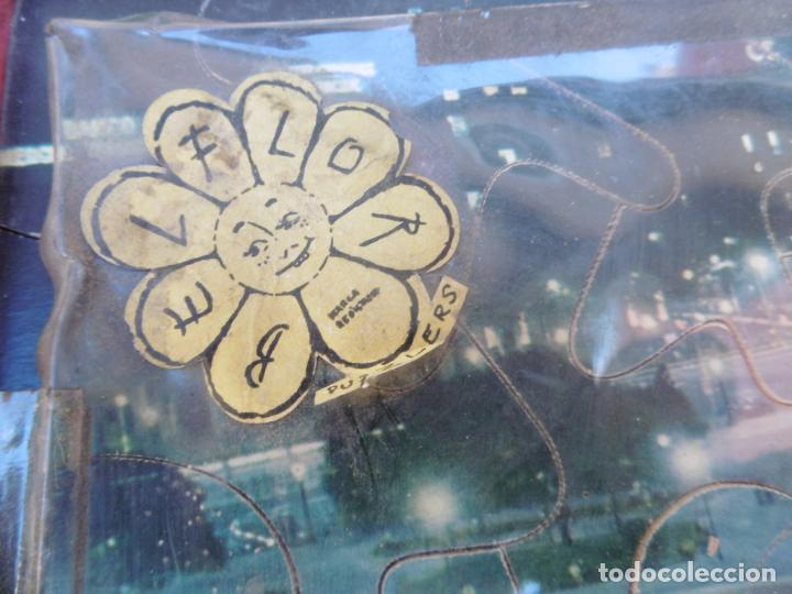 Puzzles: ANTIGUO PUZLE DE MADERA - AÑOS 50 - CAJA DE CARTON - BELFOR - MARCA REGISTRADA - SIN USAR - Foto 2 - 194665618