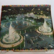 Puzzles: ANTIGUO PUZLE DE MADERA - AÑOS 50 - CAJA DE CARTON - BELFOR - MARCA REGISTRADA - SIN USAR. Lote 194665618