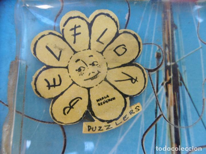 Puzzles: ANTIGUO PUZLE DE MADERA - AÑOS 50 - CAJA DE CARTON - BELFOR - MARCA REGISTRADA - SIN USAR - Foto 2 - 194666080