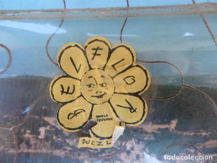 Puzzles: ANTIGUO PUZLE DE MADERA - AÑOS 50 - CAJA DE CARTON - BELFOR - MARCA REGISTRADA - SIN USAR - Foto 2 - 194666265