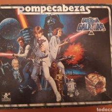 Puzzles: STAR WARS LA GUERRA DE LAS GALAXIAS PUZZLE BORRAS. Lote 194729888