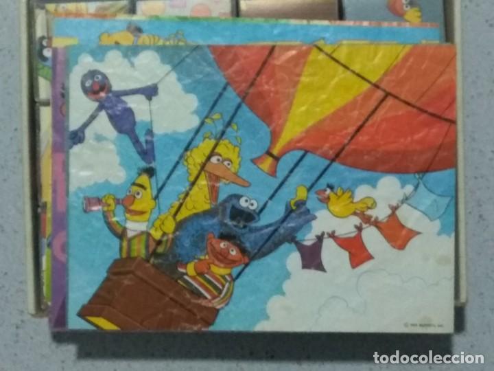 Puzzles: BARRIO SESAMO ROMPECABEZAS EN CUBOS DE PLASTICO. DALMAU CARLES PLA. - Foto 3 - 194730026