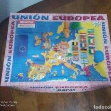 Puzzles: UNIÓN EUROPEA.. Lote 194908850