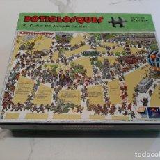 Puzzles: BOTICLOSQUES DE MOLINS DE REI. Lote 195020480