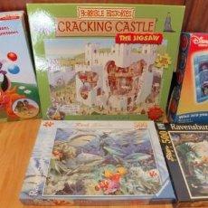 Puzzles: JUEGOS Y PUZZLES COMPLETOS . Lote 195113873