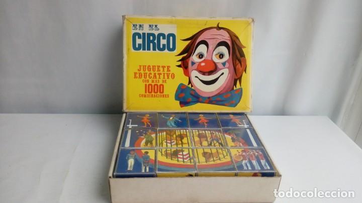 PUZZLE EN EL CIRCO (Juguetes - Juegos - Puzles)