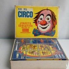 Puzzles: PUZZLE EN EL CIRCO. Lote 195171546