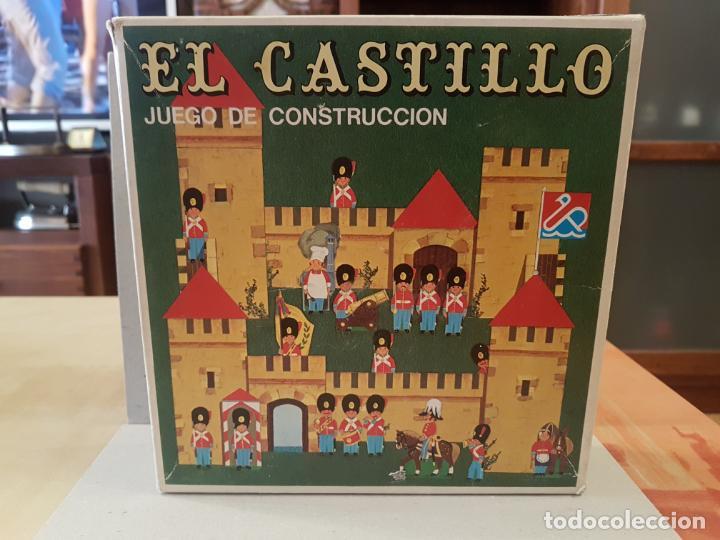 Puzzles: el castillo juego de construccion dalmau carles pla sa ref 505 ver fotos - Foto 2 - 195183307