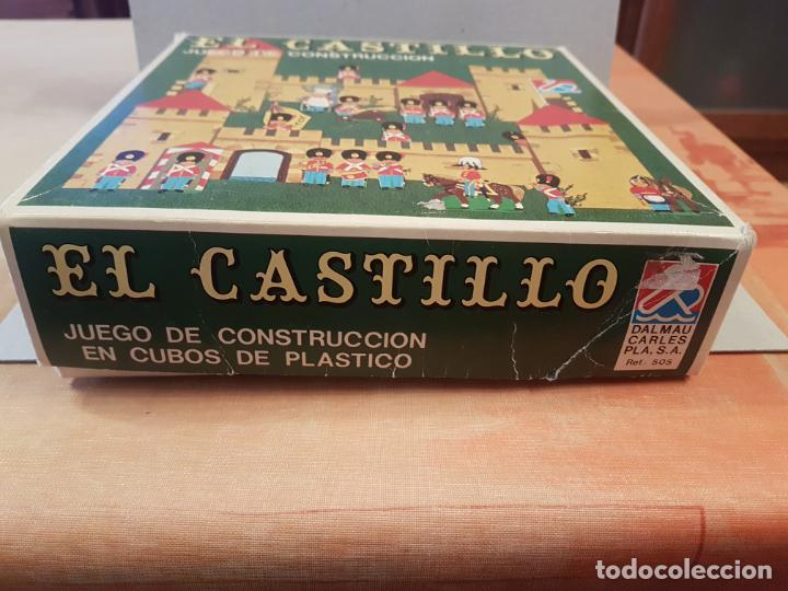 Puzzles: el castillo juego de construccion dalmau carles pla sa ref 505 ver fotos - Foto 9 - 195183307
