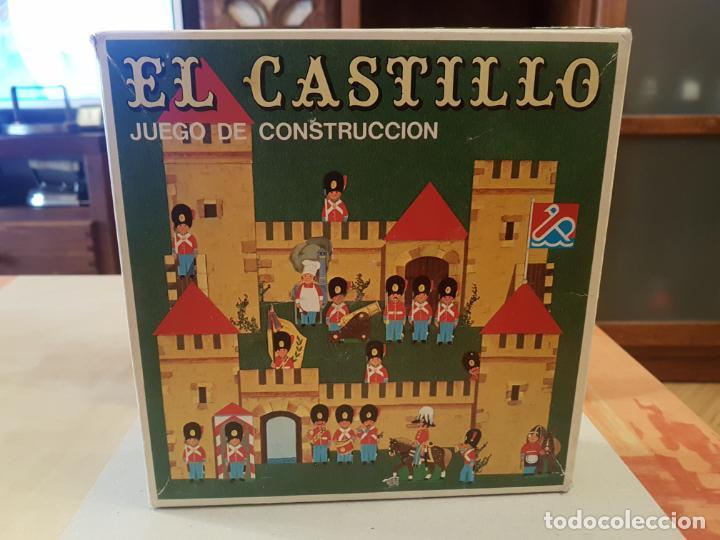 Puzzles: el castillo juego de construccion dalmau carles pla sa ref 505 ver fotos - Foto 10 - 195183307