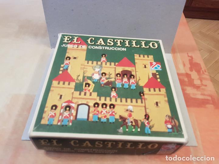 EL CASTILLO JUEGO DE CONSTRUCCION DALMAU CARLES PLA SA REF 505 VER FOTOS (Juguetes - Juegos - Puzles)