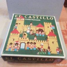 Puzzles: EL CASTILLO JUEGO DE CONSTRUCCION DALMAU CARLES PLA SA REF 505 VER FOTOS. Lote 195183307