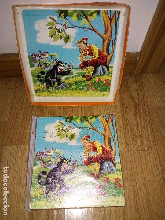 Puzzles: Antiguo puzzle o rompecabezas marca VOLUMETRIX - Foto 2 - 195193341