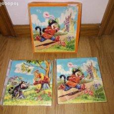 Puzzles: ANTIGUO PUZZLE O ROPEMCABEZAS MARCA VOLUMETRIX. Lote 195193341