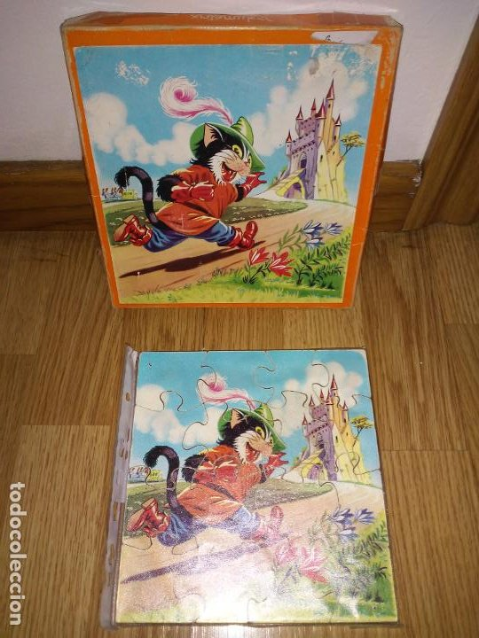 Puzzles: Antiguo puzzle o rompecabezas marca VOLUMETRIX - Foto 3 - 195193341