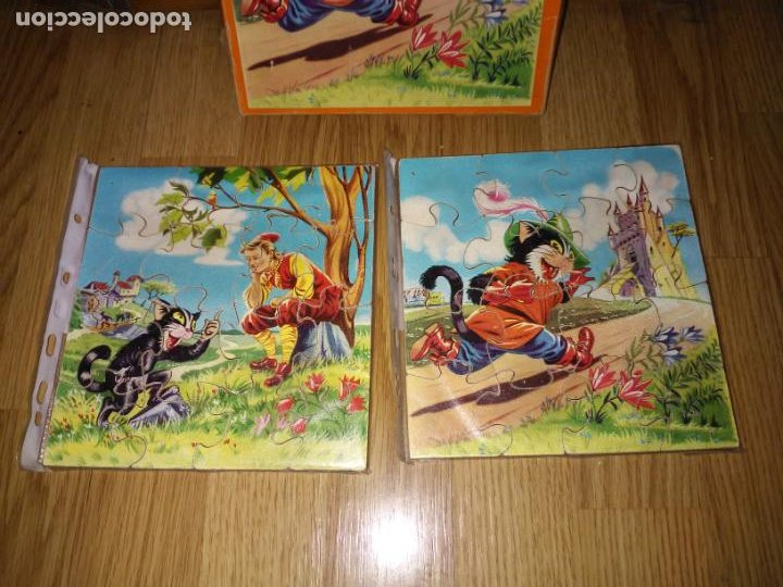Puzzles: Antiguo puzzle o rompecabezas marca VOLUMETRIX - Foto 5 - 195193341