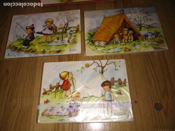 Puzzles: Antiguo Puzzle o rompecabezas marca WILLEB - Foto 2 - 195314292