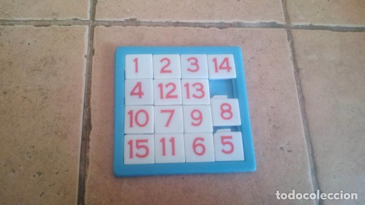 ANTIGUO JUGUETE TIPO PUZZLE (Juguetes - Juegos - Puzles)