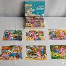 Puzzles: ROMPECABEZAS ESPINETE Y DON PINPON.. Lote 195456641