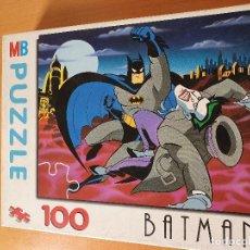 Puzzles: PUZZLE BATMAN 100 PIEZAS. Lote 195473176