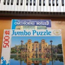 Puzzles: PUZZLE PALACIO MUDEJAR SEVILLA 500 PIEZAS. Lote 195473337