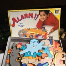 Puzzles: ALARM!! PUZZLE. MARCA DISET. 36 PIEZAS. VER FOTOS. BUEN ESTADO. Lote 195588151