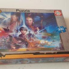 Puzzles: STAR WARS PUZZLE DE 300 PIEZAS EDUCA BORRAS DISNEY CAJA PRECINTADA. Lote 197302103