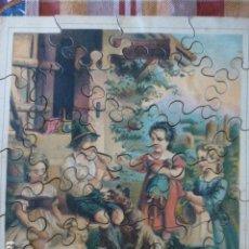 Puzzles: CONJUNTO 6 PUZZLES SIGLO XIX. Lote 197445676