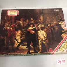 Puzzles: PUZZLE SERIE MUSEO. Lote 197551343