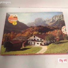 Puzzles: PUZZLE 750 PIEZAS. Lote 197551650