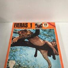 Puzzles: FIERAS 1 PUZZLE. Lote 197566261