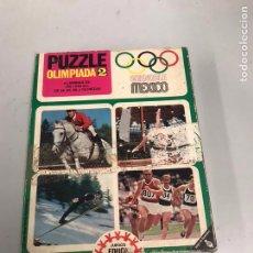Puzzles: PUZZLE OLÍMPIADA 2. Lote 197576225